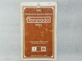 OLDS TORONADO  1980 Owners Manual 14874 - $17.77