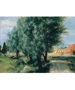 Decoration Poster.Decoration Poster.Building site.Monet painting art.Dec... - $10.89+