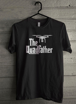 The quadfather - Custom Men's T-Shirt (3607) - $19.13+