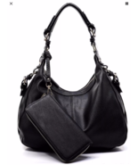 LOCKING Emperia Outfitters Chloe Concealed Carry Hobo Handbag Matching ... - $79.95