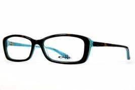 Oakley Women's Frame Cross Court OX1071 0353 Tortoise Havana Eyeglasses 53mm 13L - $105.73