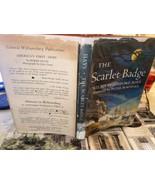 The Scarlet Badge by Wilma Pitchford Hays (HCDJ 1963) illus Peter Burchard - $15.83
