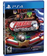 The Pinball Arcade - PlayStation 4 [video game] - $53.50