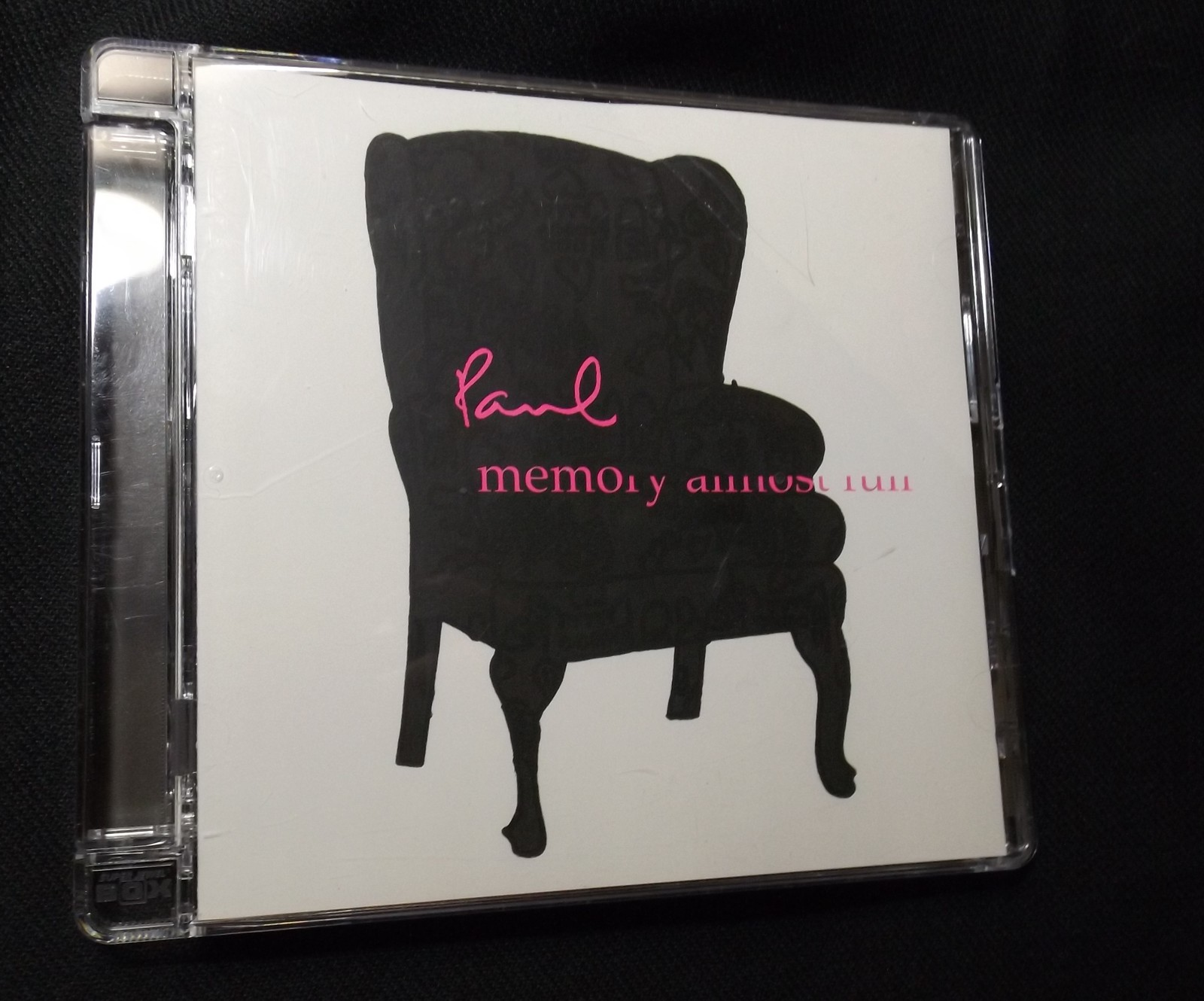 Paul McCartney Memory Almost Full CD – 2007 – COMPACT DISC