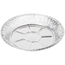 "Baker's Mark 9"" x 1 3/16"" Extra Deep Foil Pie Pan - 500 / Case  - Fast S... - $78.89"