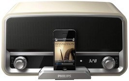 Philips ORD7100C/37 Retro Original Radio Speaker Dock for iPod/iPhone 30 PIN - $94.99
