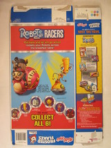 MT KELLOGS Cereal Box 2005 FROSTED FLAKES 25oz ROBOTS THE MOVIE [Y156C13f] - $6.72
