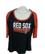 Campus Lifestyle MLB Boston Red Sox Baseball Womens Small Shirt NEW - $18.41