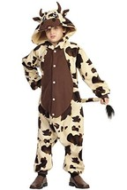 RG Costumes 40324 Funsies' Billie The Bull, Child Small/Size 4-6, Beige/... - $21.38
