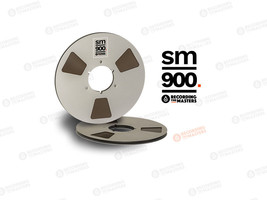 "RTM BASF SM900 High Output  Master Reel Tape 1/4"" 762m 2500ft Authorised... - $72.77"
