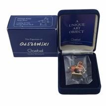 Olszewski Goebel 1986 Oriental Series Tang Horse Figurine Miniature Mini... - $55.93
