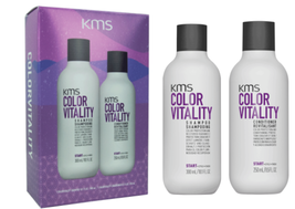 KMS Color Vitality Shampoo, Conditioner Duo