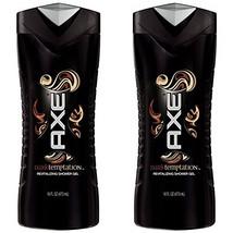 Axe Shower Gel, Dark Temptation 16 oz Pack of 2 - $16.56