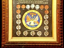 WARTIME COINAGE FRAMED Collectible Coins WWII Era AA19-CN6037 image 8