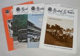 Ford Model A Restorers Club Magazine 1970 Complete Lot of 6 Issues - $11.65