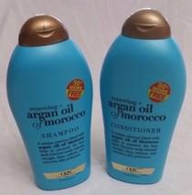 OGX Organix Argan Oil Shampoo + Conditioner/19.5 OZ. ea./BONUS Free Shipping - $25.23