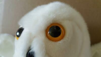 "11"" NWT WILD REPUBLIC CUDDLEKINS PLUSH SNOWY OWL, SUPER SOFT, STUFFED ANIMAL,"