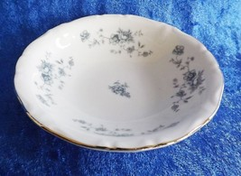 Johann Haviland Blue Garland Dessert / Fruit Bowls One Pair Barvarian (Germany)  - $18.49