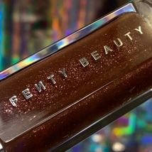 BNIB Full Size 9mL Fenty Gloss Bomb HOT CHOCOLIT Pristine image 3