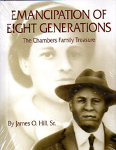 Cyber Monday SALE Emancipation of Eight Generations (The Chambers Family... - $9.99