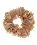 Fashionable Elegant Elastics Ponytail Holder Hair Rope/Ties Scrunchie Br... - $15.26