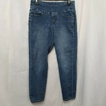 Jag Jeans Womens size 4 Blue Comfort, Stretch Blue - $15.47