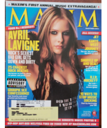 Avril Lavigne, 25 craziest Rock Deaths, Fergie, Russell Simmons @ Maxim ... - $7.95