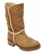 MUSSE & CLOUD CHON SUEDE WINTER BOOTS, SIZE 9 NEW IN BOX!!! - $98.95