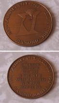 Calumet City Illinois Diamond Jubilee 1893 – 1968  Coin - $19.99
