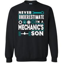 I Am A Coolest Mechanic Son T Shirt, Gift For Son Sweatshirt - $16.99+