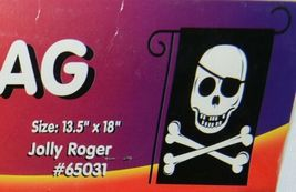 Two Group Flags Co 65031 Jolly Roger Indoor Outdoor Nylon Banner image 4