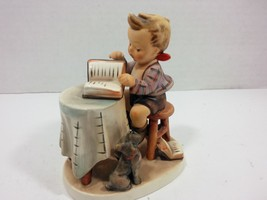 Goebel Hummel Vintage LITTLE BOOKKEEPER Figurine nro 306 (W.Germany 1979... - $87.61