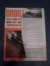 Vintage July 1969 Issue Of DRAG RACING Magazine Meanest Machine On The Road - $3.95
