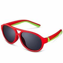 UV Protection Sport Polarized Sunglasses for Kids Girls Children Teen Ju... - $19.83