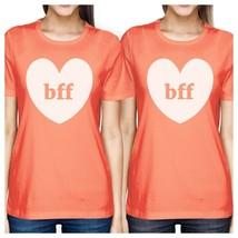 Bff Hearts BFF Matching Peach Shirts - $30.99+