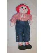 """Raggedy Andy Doll Large 35"""" Tall Rag  - $19.79"""
