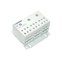 Teknomega Rpt 125 Power Distribution Terminal Block 125 Amp 600 Vac - $39.99