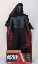 "Star Wars The Force Awakens Kylo Ren 18"" Figure with Lightsaber, Jakks, ... - $19.75"