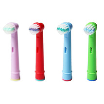 4pcs Replacement Kids Children Tooth Brush Heads For Oral-B Electric Toothbrush - $5.90