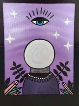 "Original Painting ""Intuition Rising"" 