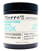 Pierre's Apothecary Detoxifying Facial Mask 6.7 Fl Oz. - €17,58 EUR