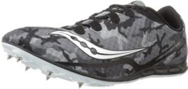 Saucony Vendetta Size 11 M (D) EU 45 Men's Track Running Shoes Black S29... - £27.59 GBP