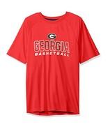 NCAA Georgia Bulldogs Men's Impact T-Shirt, Medium, Red - $12.95