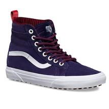 VANS Sk8 Hi (MTE) Evening Blue True White Outdoor Boots Womens Size 8 - $59.95