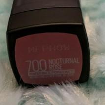 Maybelline Color Sensational Powder Matte Lipstick #700 Nocturnal Rose New - $3.80