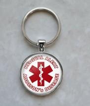 Addison's Disease Medical Alert Keychain - $14.00+