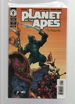 Planet of the Apes: The Human Wars #1A - Dark Horse Comics - Topps Movie... - $3.91