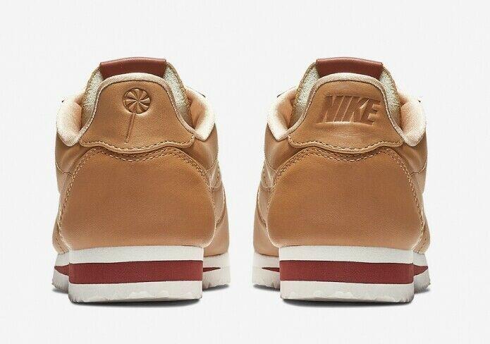 Nike Classic Cortez Maria Sharapova Sneakers Brown Camel LA 2 Womens BV9266-200
