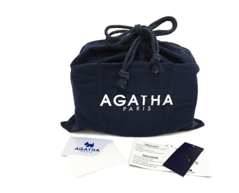 Agatha Mini Bucket bag for Women with Free Gift and Tracking Number