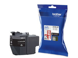 Brother LC3619XL Super High Yield Ink Cartridge (for J2730DW/3530DW/3930DW), Bla - $44.99